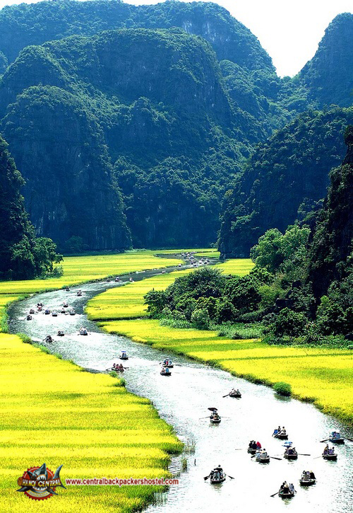 HOA LU - TAM COC 1 DAY TOUR