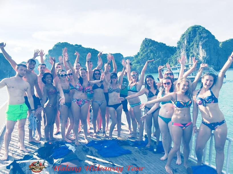 HALONG HIDEAWAY TOUR ( 03 day 02 night )